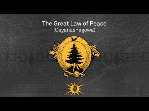 What Can Humanity Learn From The Great Law of Peace? (1/2)