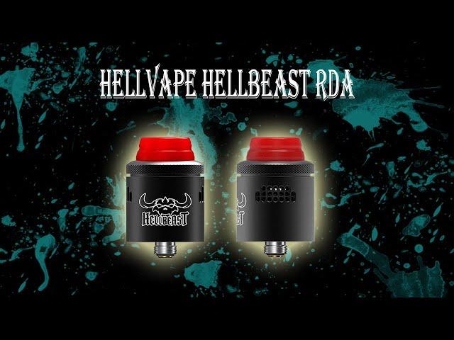 Hellvape Hellbeast RDA
