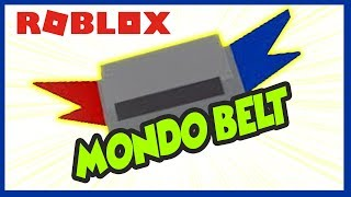 ROBLOX INDONESiA | MONDO BELT MY WHERE??? 😂