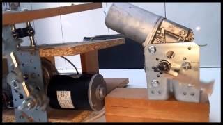 simukit, présentation des moteurs 120w 24v