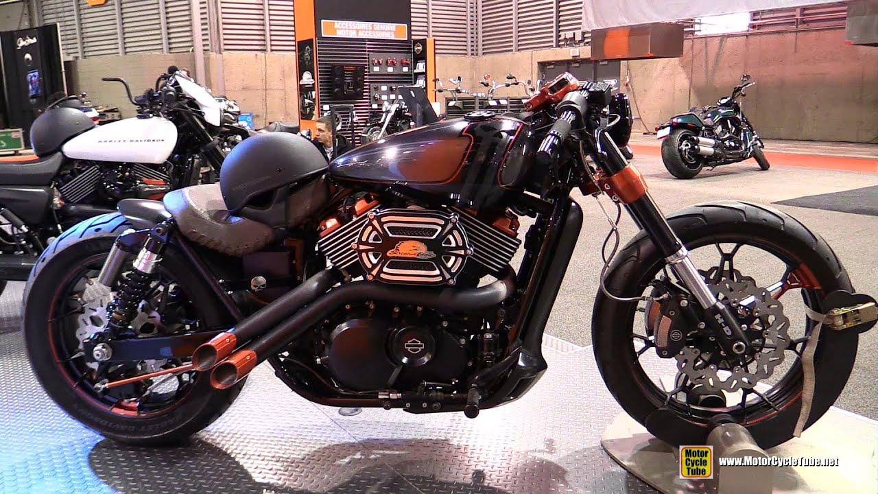 Assez 2015 Harley-Davidson Street 750 Custom Built Bike - Walkaround  HF89