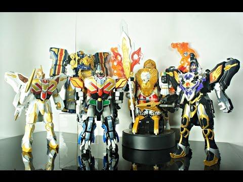 DX PR Mystic Force - SS Magiranger 魔法戦隊マジレンジャー