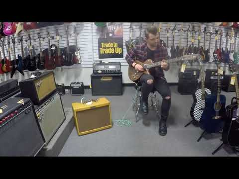 Fender 5E3 Demo at Music Go Round Wilkes-Barre, PA