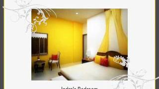 Home Interior Designs Of A Twitter Home & Indra's Home Apartment In Bangalore
