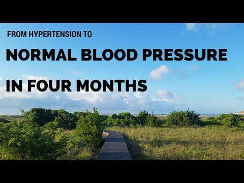 Losing Weight For Lower Blood Pressure