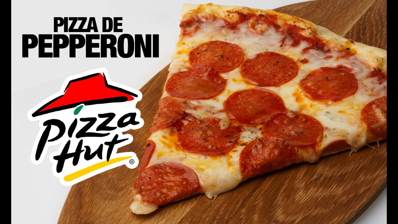 Pizza vegana de peperoni do pizza hut vegan f cil part for Oficinas de pizza hut