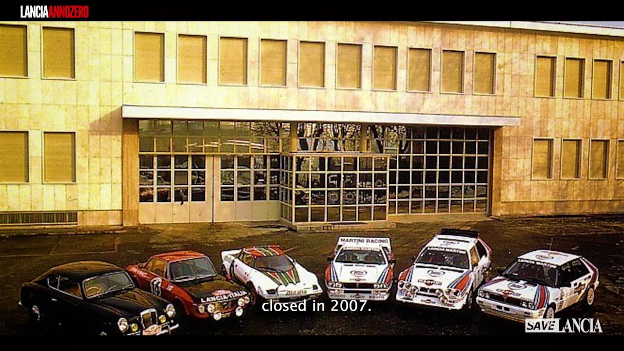 Lancia Anno Zero. Il documentario sulla fine di Lancia