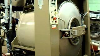 milnor 165 reconditioned video