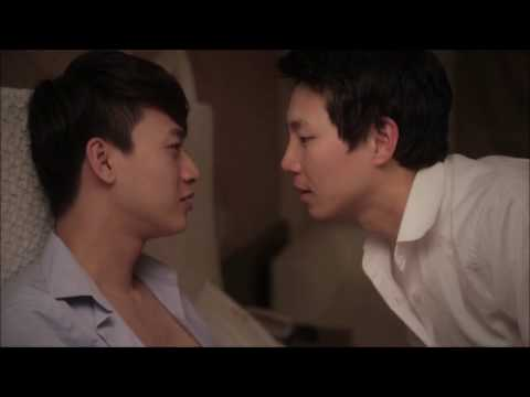 Asian Gay Kiss 29: [KOREAN] Yoo Min-Kyu (Geun-Ho) & Joon