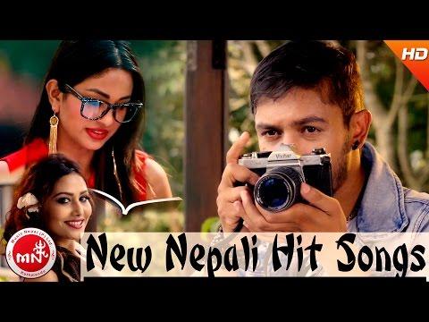 New Nepali Hit Songs Collection   Video Jukebox   Ft.Sagar Lamsal/Rakshya Shrestha/Anu Shah