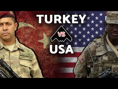 Turkey vs United States - Military Power Comparison 2019