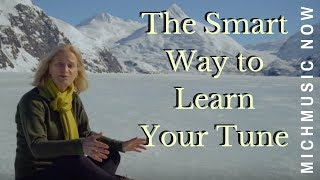 The Smart Way to Learn Your Tune!  |  MichMusic Now