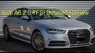 2018 Audi A6 2.0 Tsfi Detailed Review