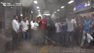 Ливневые бедствия в Стамбуле