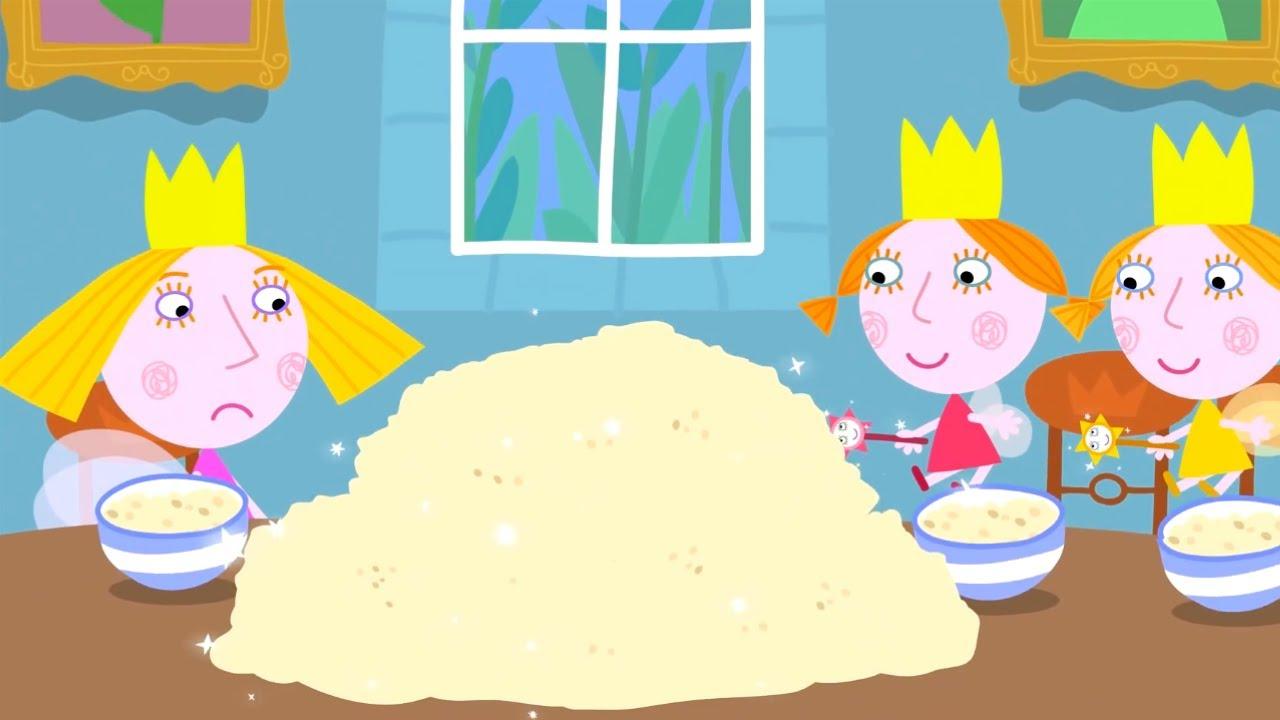 Ben e Holly em Português -  Daisy e Poppy   - Compilação -   Desenhos Animados para Crianças