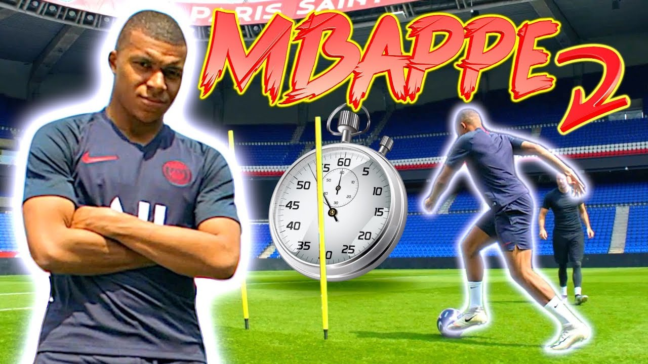 HOW FAST IS MBAPPE?! 💨👀 PSG SPEED TEST! MBAPPE VS CAVANI VS DI MARIA \u0026 more! FIFA20 RATINGS 🎮⚽️🔥