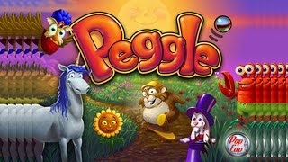 PC Puzzle Game - Peggle 2014 Gameplay