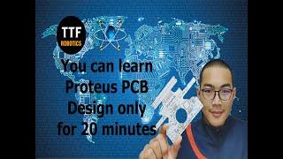 Хэрхэн Proteus дээр PCB загвар зурах вэ ?