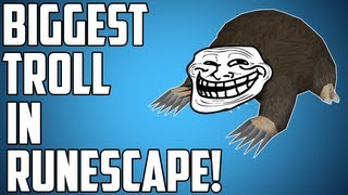 Runescape: Biggest Troll In Runescape?! + Still Thieving! - Commentary