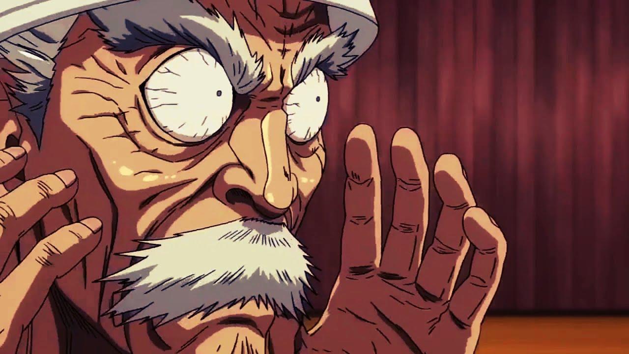 Download Bang got scared of Saitama's power   One Punch Man