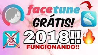 Como baixar FACETUNE de GRAÇA! 2019 FUNCIONANDO!