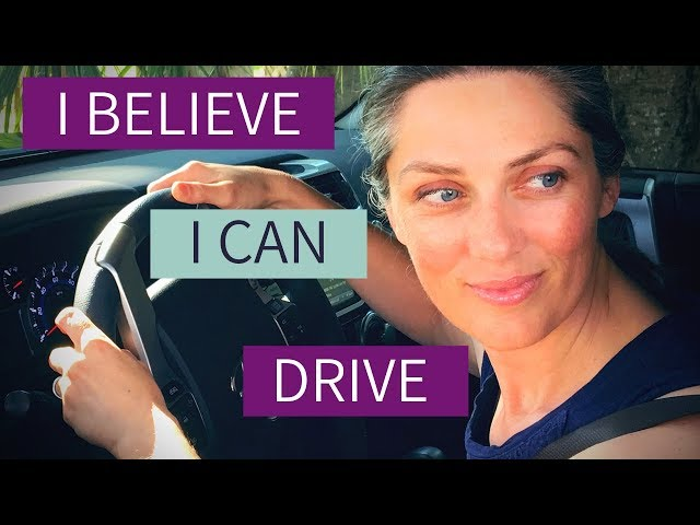 How to get over driving anxiety: Core Beliefs CBT (cognitive behavioral therapy for anxiety)