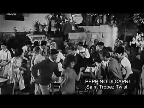 Peppino Di Capri - Saint Tropez twist