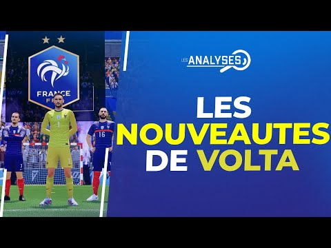 FIFA 22 : Les nouveautés du mode Volta Football !