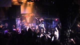 Satan, Skull Fist, Abyssed (live)