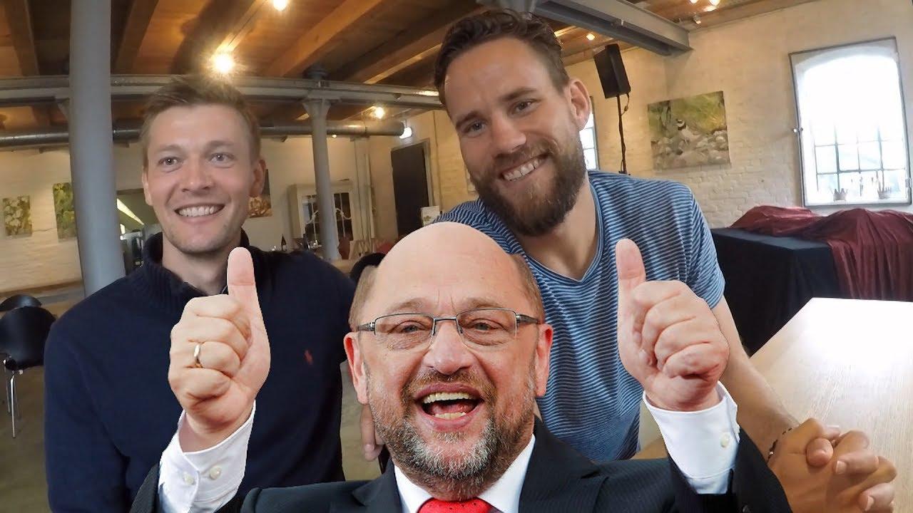Danskere bosiddende i Tyskland: Hvem er Martin Schulz?