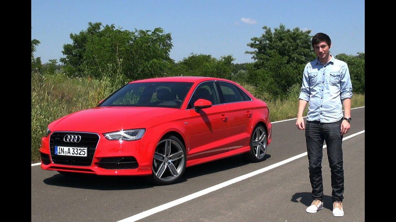 Audi A3 Saloon Sedan Review Auto Express