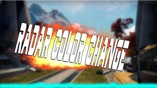 HOW TO CHANGE RADAR COLOR ( DESTINY )