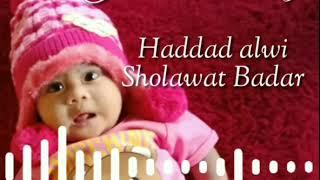 Haddad alwi # sholawat badar -