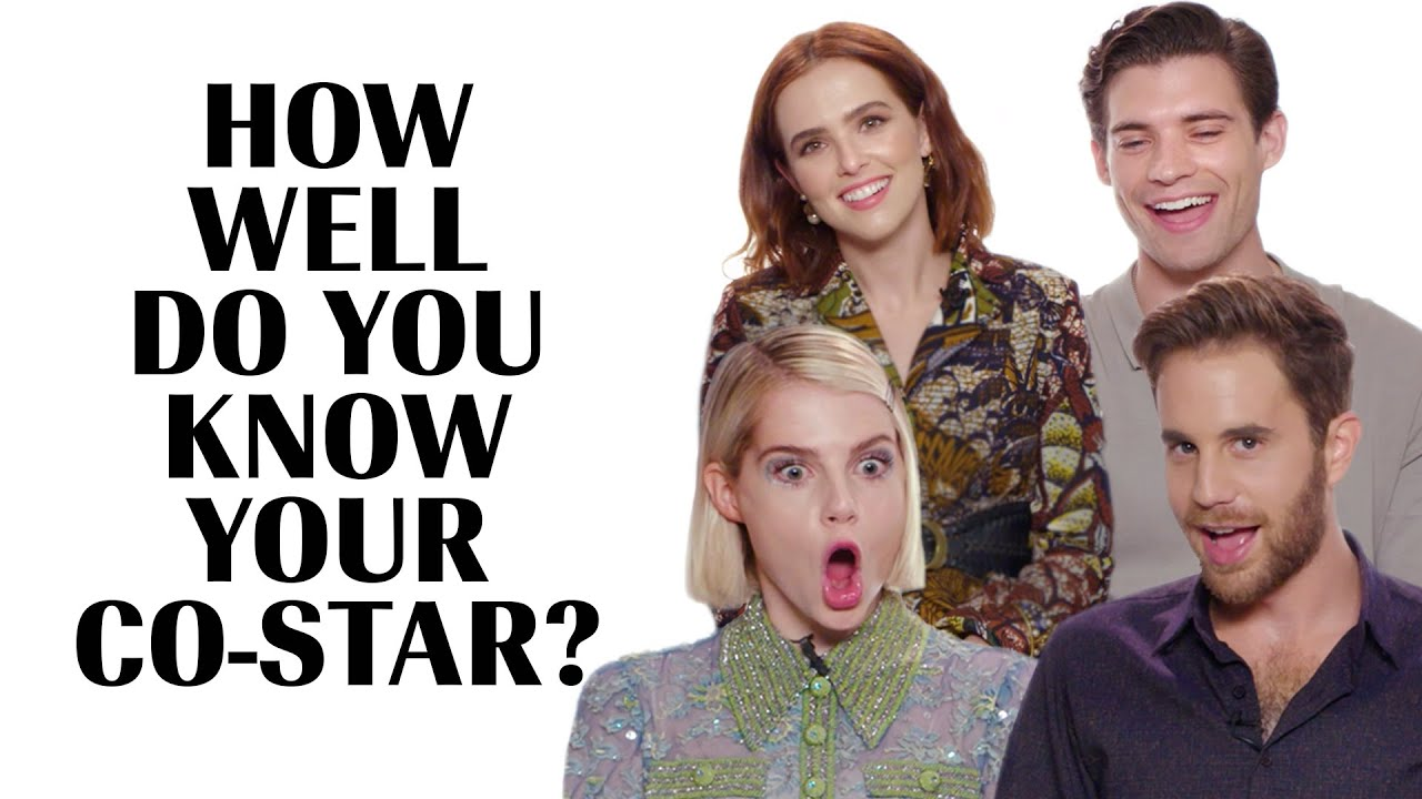 The Politician | How Well Do You Know Your Co-Star? | Marie Claire