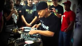 DJ Qbert x Lisa Bueno