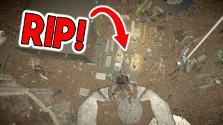 We Blew Up DSG's Crafting Station (CHINESE MEGATRIBE)! | ARK Conquest