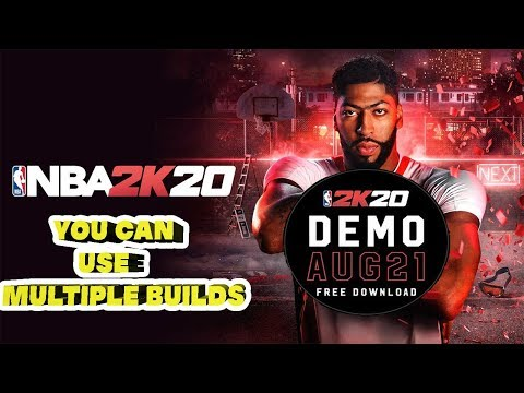 NBA 2K20 DEMO/PRELUDE RELEASE DATE & NEWS (NEW BUILDS CONFIRMED)