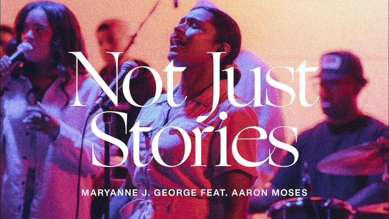 Download Not Just Stories (feat. Aaron Moses) - Maryanne J. George   TRIBL