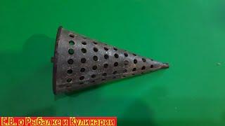 Советская кормушка для зимней рыбалки.  Кормушка для зимней рыбалки СССР с интересной конструкцией.