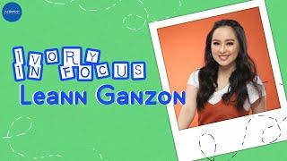 Ivory In Focus: Leann Ganzon