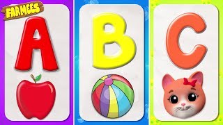 ABC Phonics Song | Nursery Rhymes | Baby Songs | Kids Song | ABC Song |