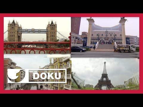 Alle großen Sehenswürdigkeiten der Welt in einer Stadt? | Doku