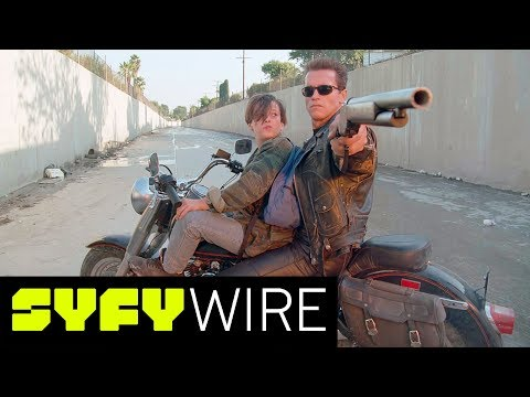 James Cameron on Why Terminator 2 Is Coming Back | SYFY WIRE