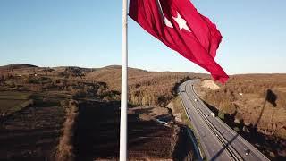 Dünyadaki En Büyük Türk Bayrağı SAMSUN (Canım Kurban sana Ey şanlı Hilal)