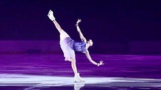 Kamila Valieva Камила Валиева 14 04 2021 Шоу Чемпионы на льду Санкт Петербург