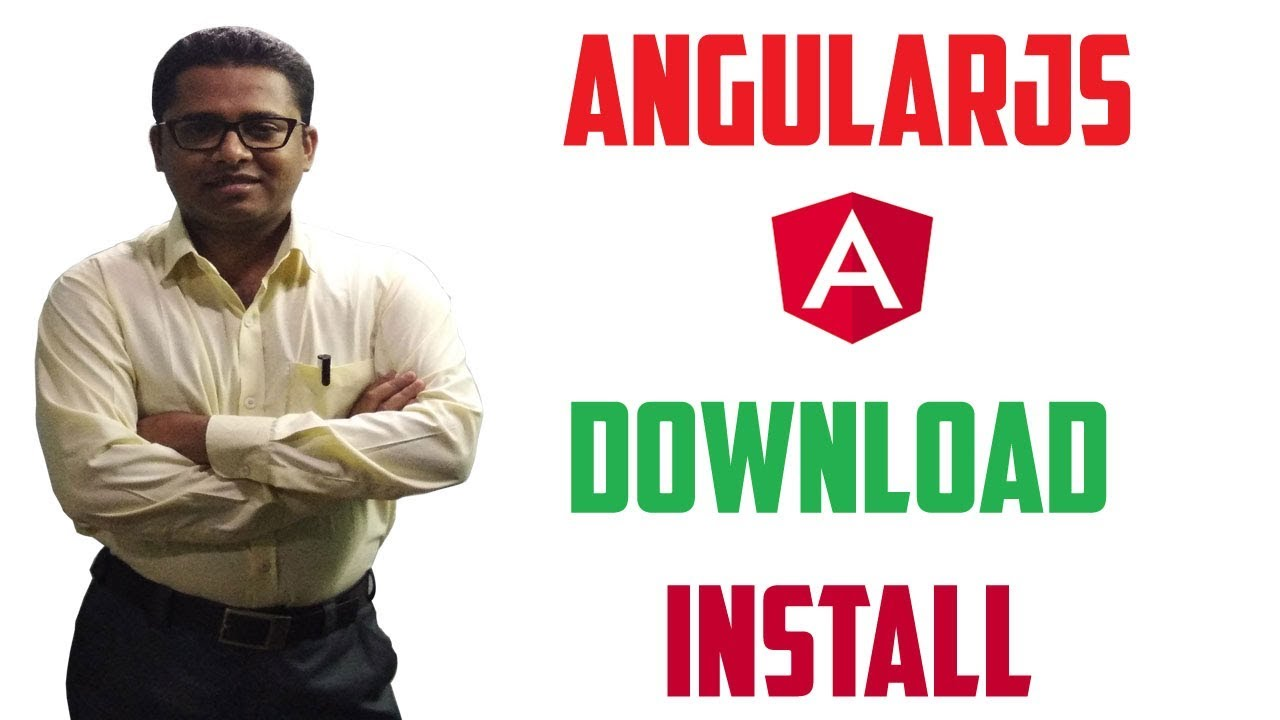 How to Download/Insatll AngularJS - YouTube