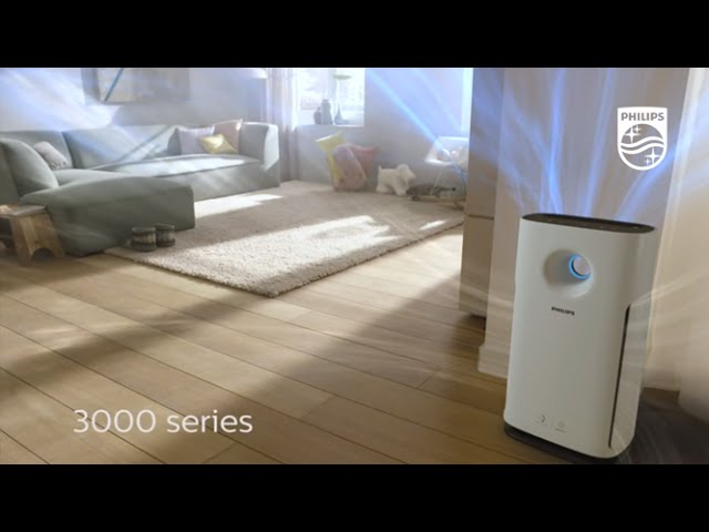 Discover the innovative Air purifier 3000 Series | Philips | AC3256