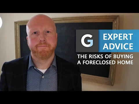 Calgary Foreclosures & The risks of buying a foreclosed property