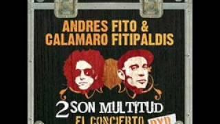 Andres Calamaro y Fito y  Fitipaldis Estadio Azteca