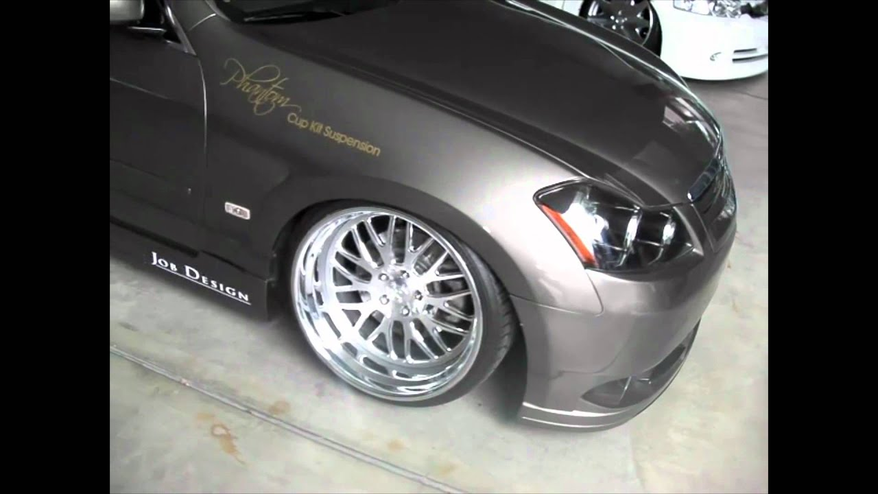 Dubsandtires Com 2010 Infiniti M45 G35 Turbocharged Review